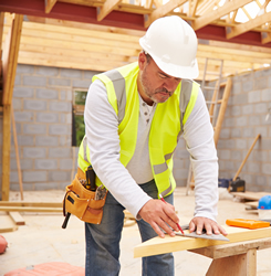 Hayes Advisory helping small business such as builders